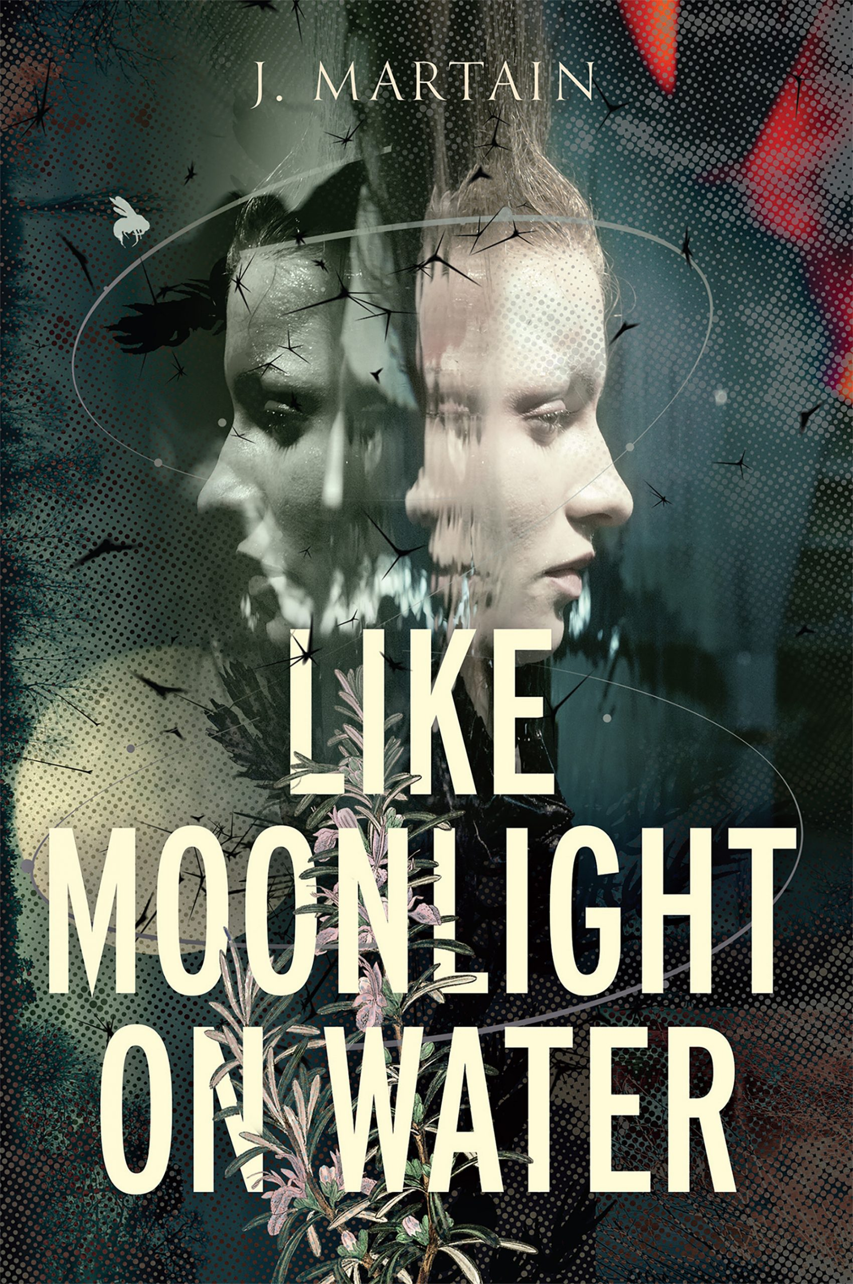 cover Like Moonlight on Water by J Martain